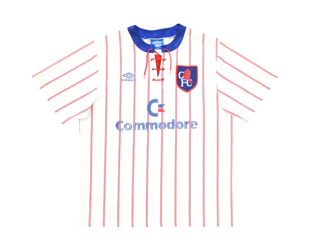 Image of 1992-94 Umbro Chelsea Away Shirt XL