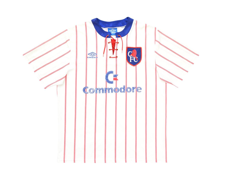 Image of 1992-94 Umbro Chelsea Away Shirt XL