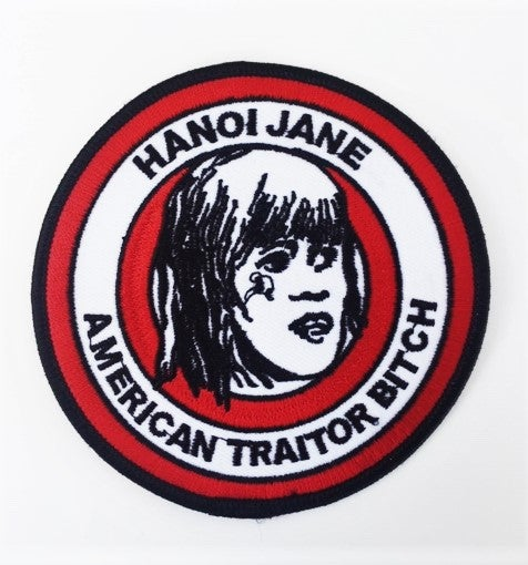 Image of Hanoi Jane American Traitor Bitch