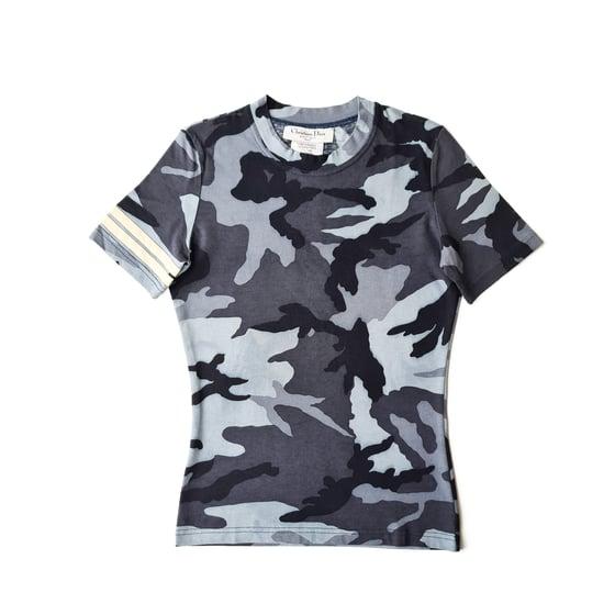 Image of Christian Dior Camo T shirt