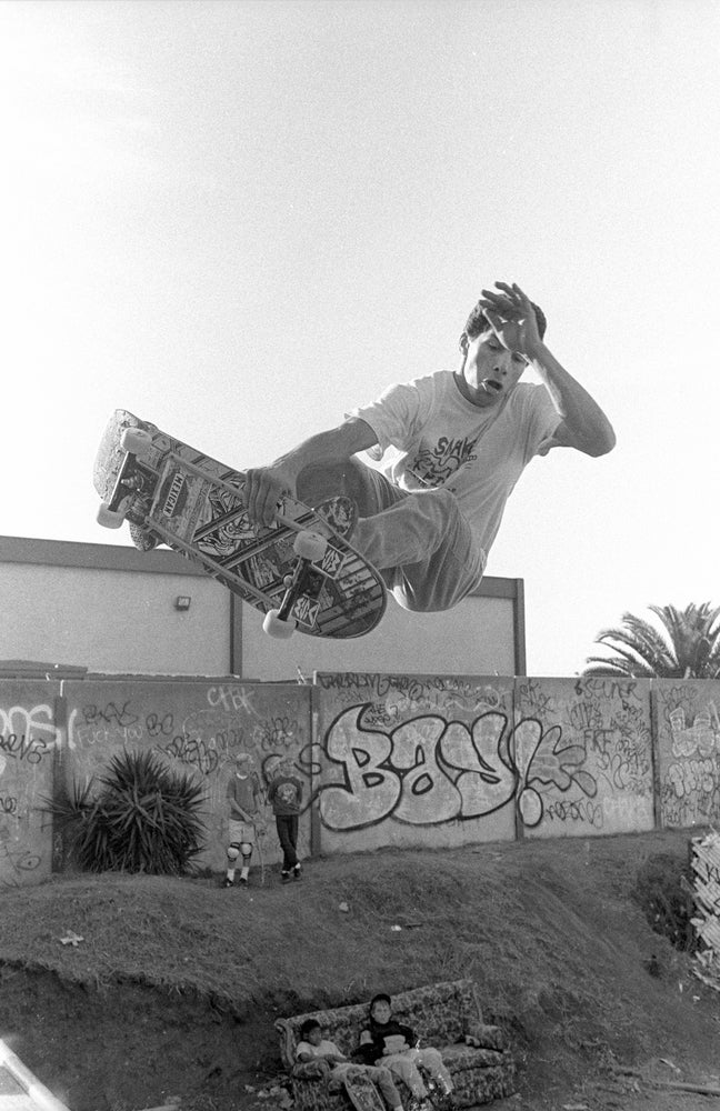 Jesse Martinez, Culver City 1991 by Tobin Yelland