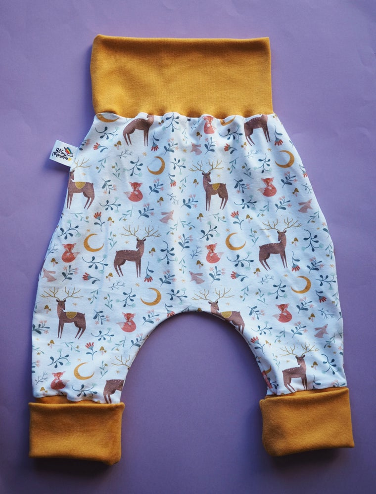 Image of Exclusif - Pantalon évolutif deer moon
