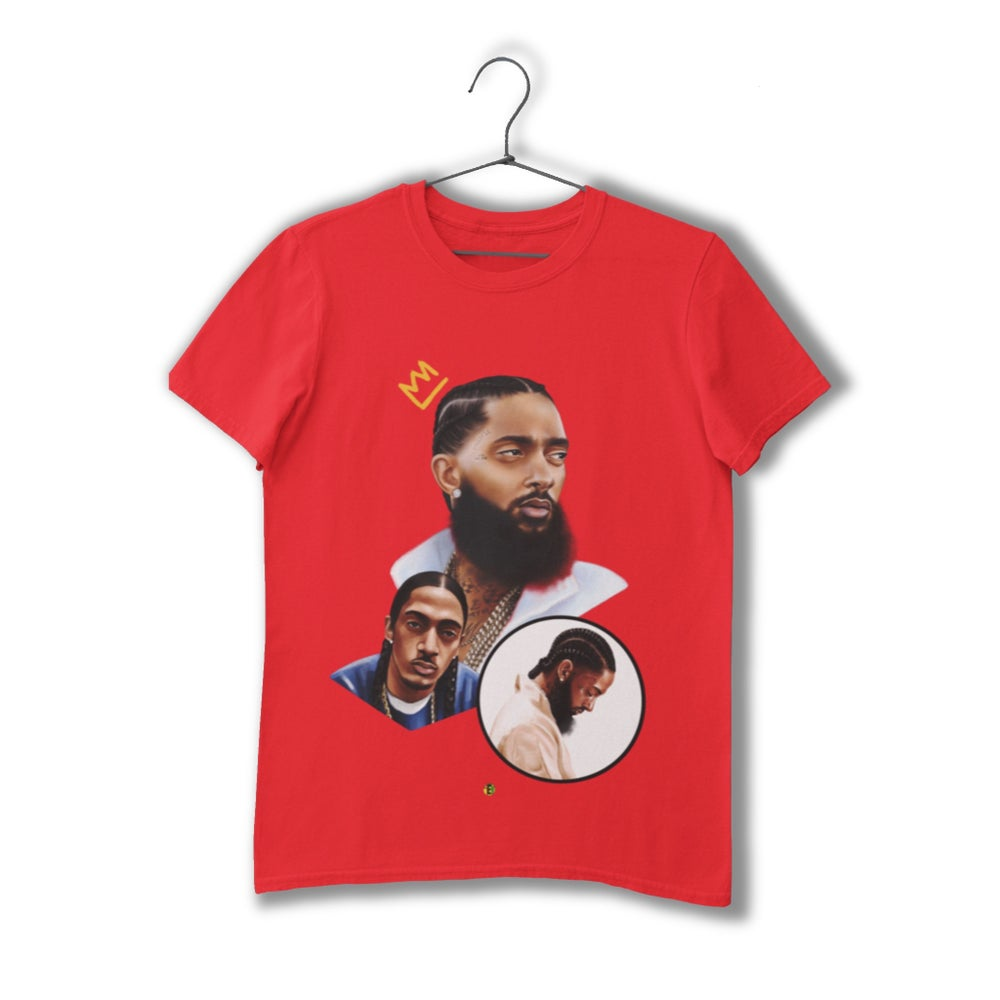 Image of NIPSEY [4EV TEE] (RED)