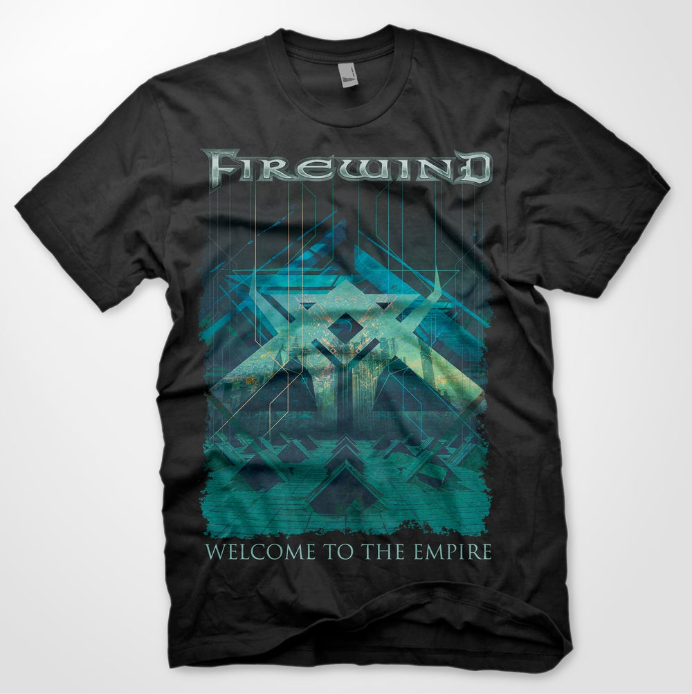 FIREWIND - Welcome to the Empire T-shirt