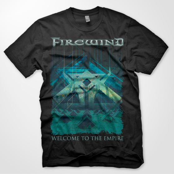 Image of FIREWIND - Welcome to the Empire T-shirt