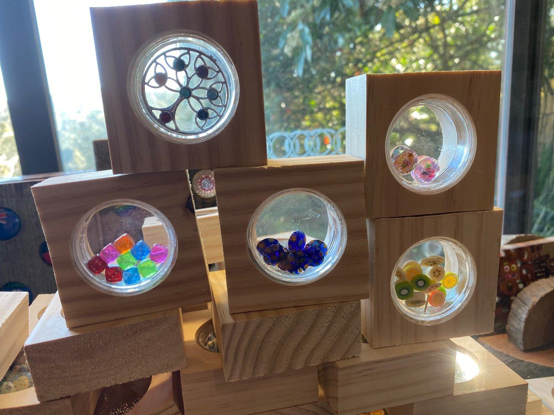 Image of Floating Light Box Blocks (sold individually - sent randomly)