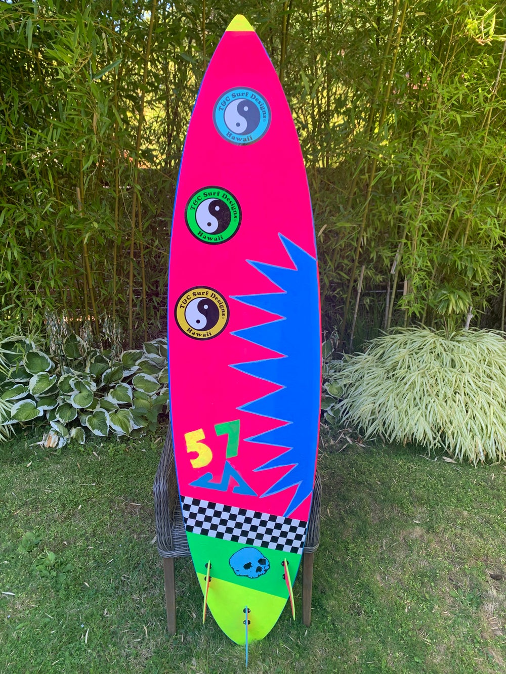"Image of 5Seven Surfboard - 6""10 Pintail"
