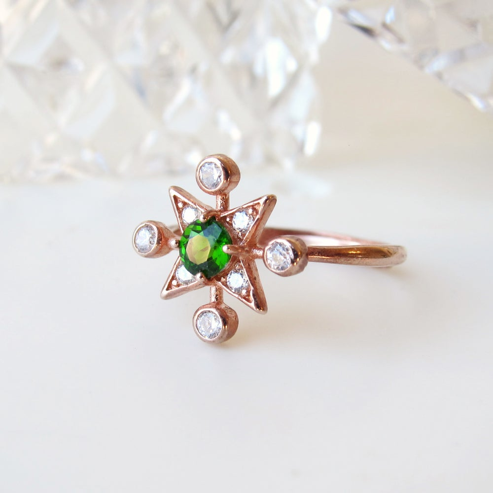 Image of Green With Envy ring