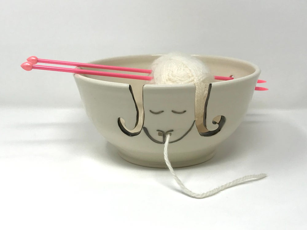Image of Ram Yarn Bowl
