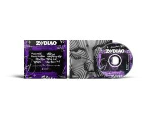 Image of CD - Zodiac - 8 Songs