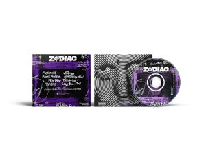 """Image of """"Autographed"""" CD Zodiac - 8 Songs"""