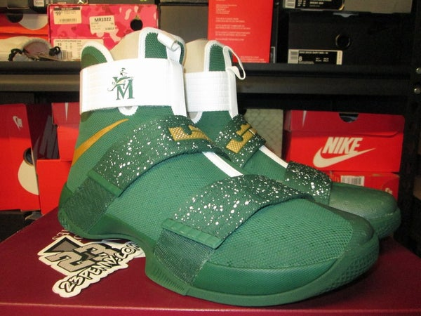 "LeBron Soldier X (10) SFG ""SVSM PE"" - SIZE13ONLY by 23PENNY"