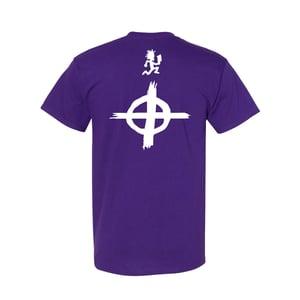 Image of Zodiac Album Logo shirt