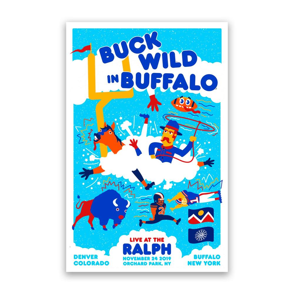 "Image of ""Buck Wild in Buffalo"""