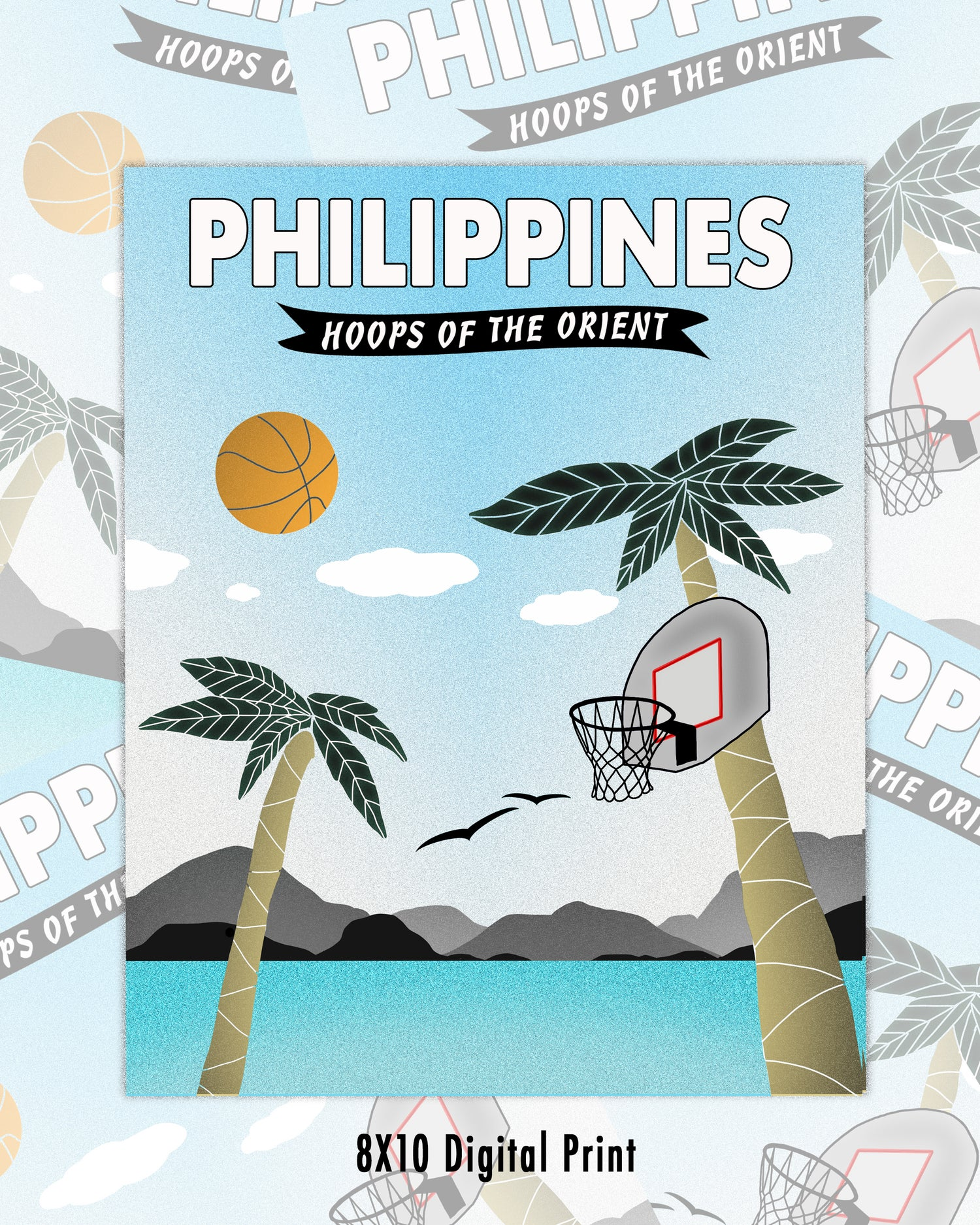 Philippines: Hoops of The Orient