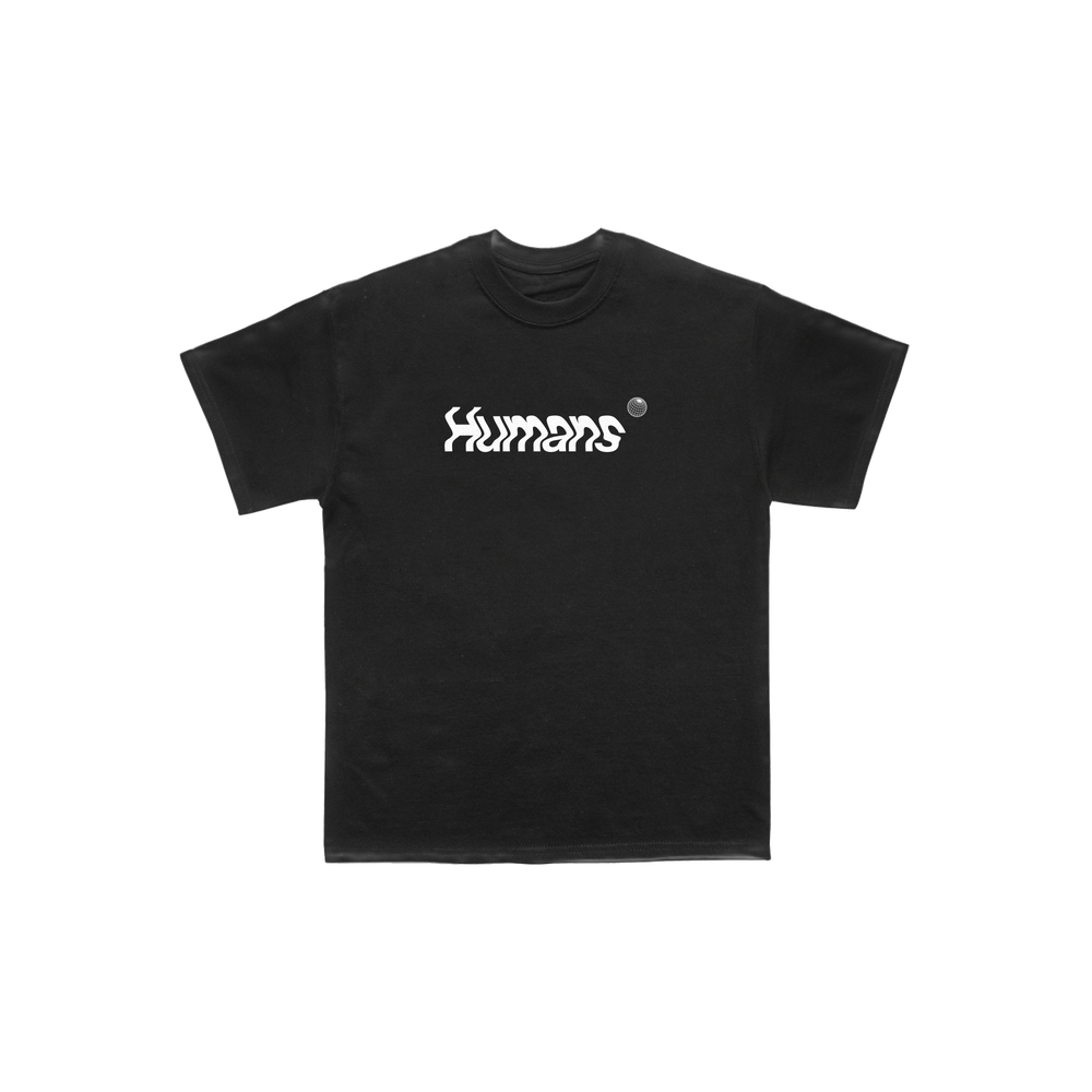 Image of HUMANS tee (white)