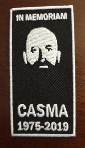 Image of CASMA patch