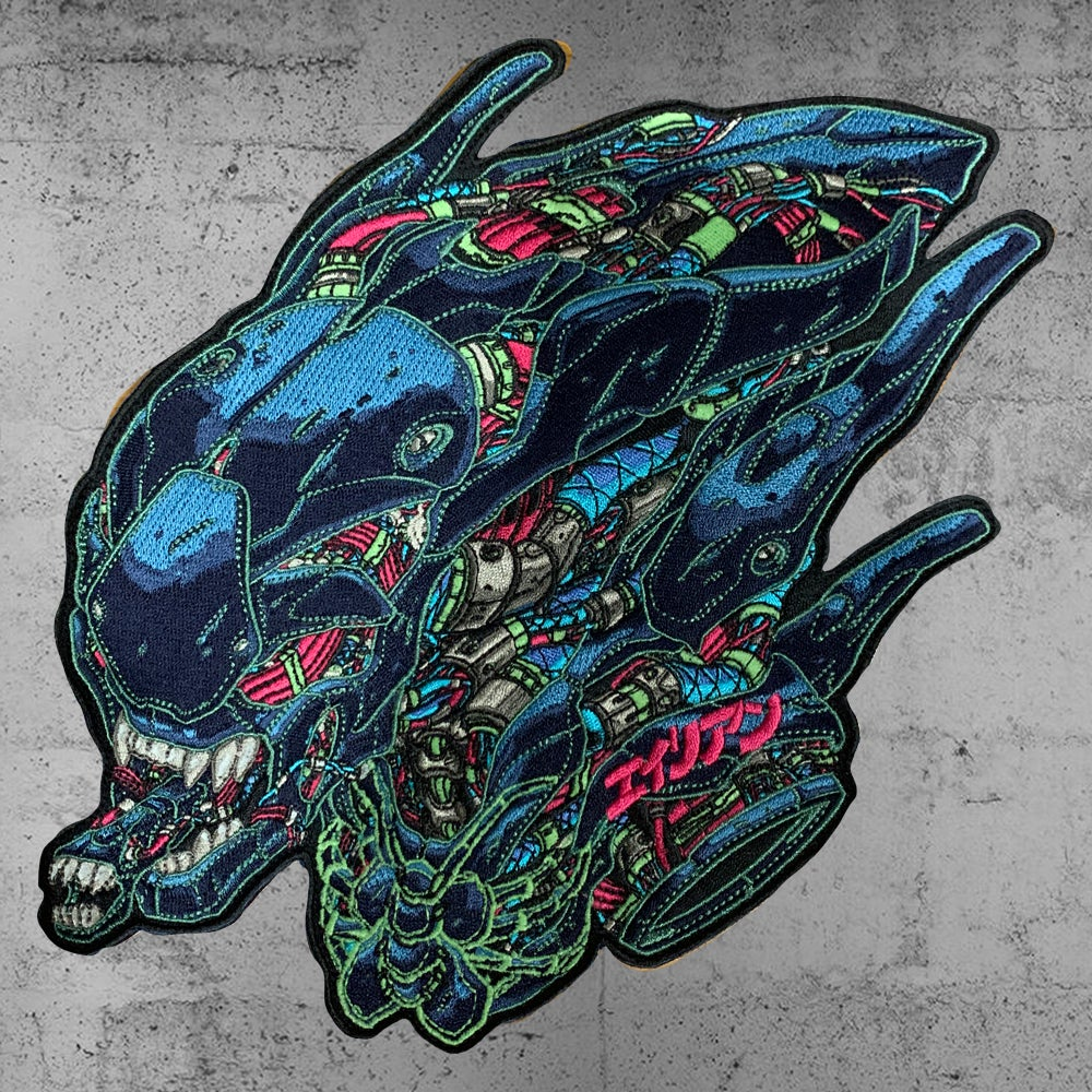 Image of MECHASOUL XENOMORPH PATCH