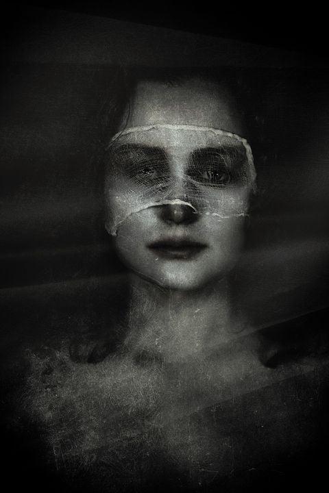 Image of PHOTO PORTRAIT Gaia  de FREDERICK GUERRI