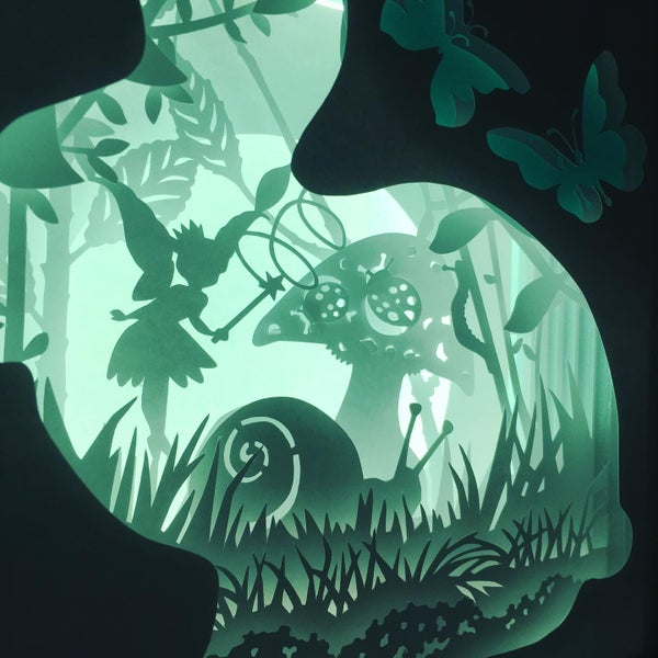 Image of Forest Fairy Night Light