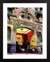 """Congress Hotel/Marble Bar Baltimore Giclée Art Print - 11"""" x 14"""""""