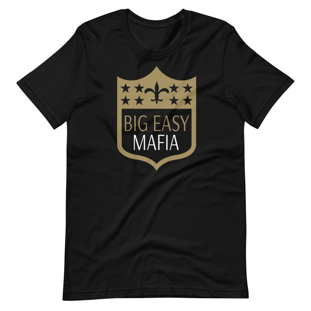 "Image of Big Easy Mafia® ""Family Shield"""