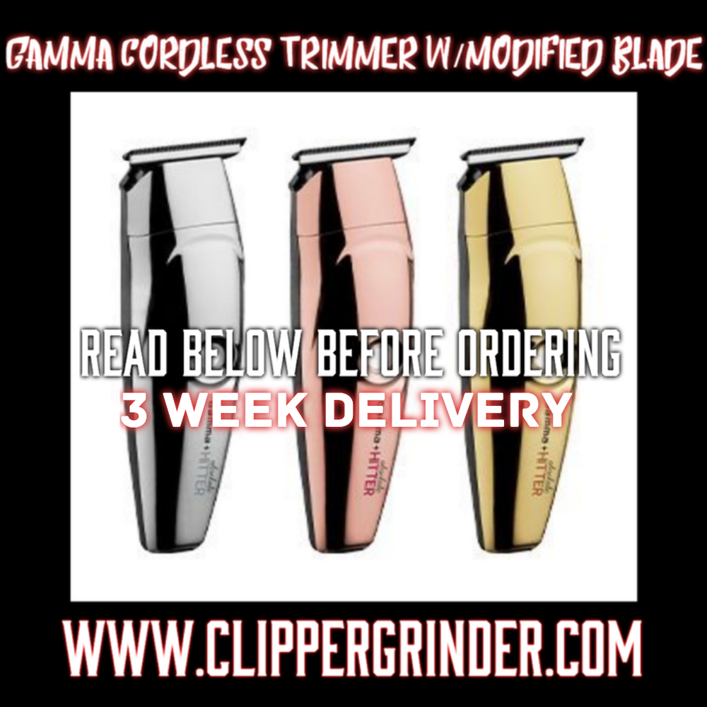 Image of (3 Week Delivery/High Order Volume) Cordless Gamma Trimmer W/Modified Blade