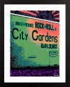 "City Gardens Trenton Giclée Art Print - 11"" x 14"""