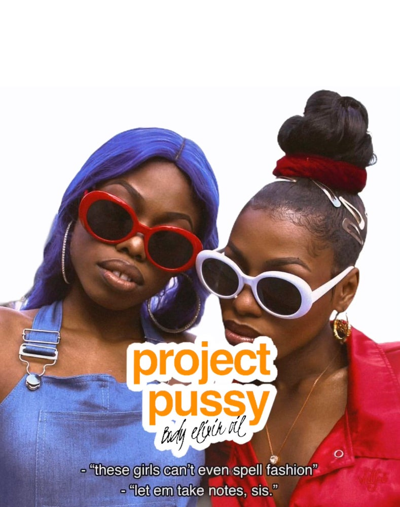 Image of Project Pussy Body Oil *LIMITED EDITION*