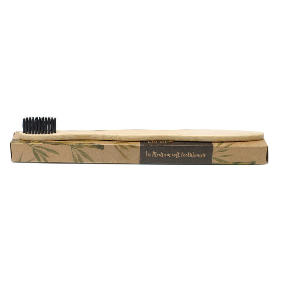 Image of Bamboo Toothbrush