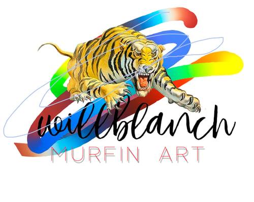 Image of MURFIN ART TEE