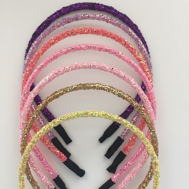 Image of Glitter Headbands