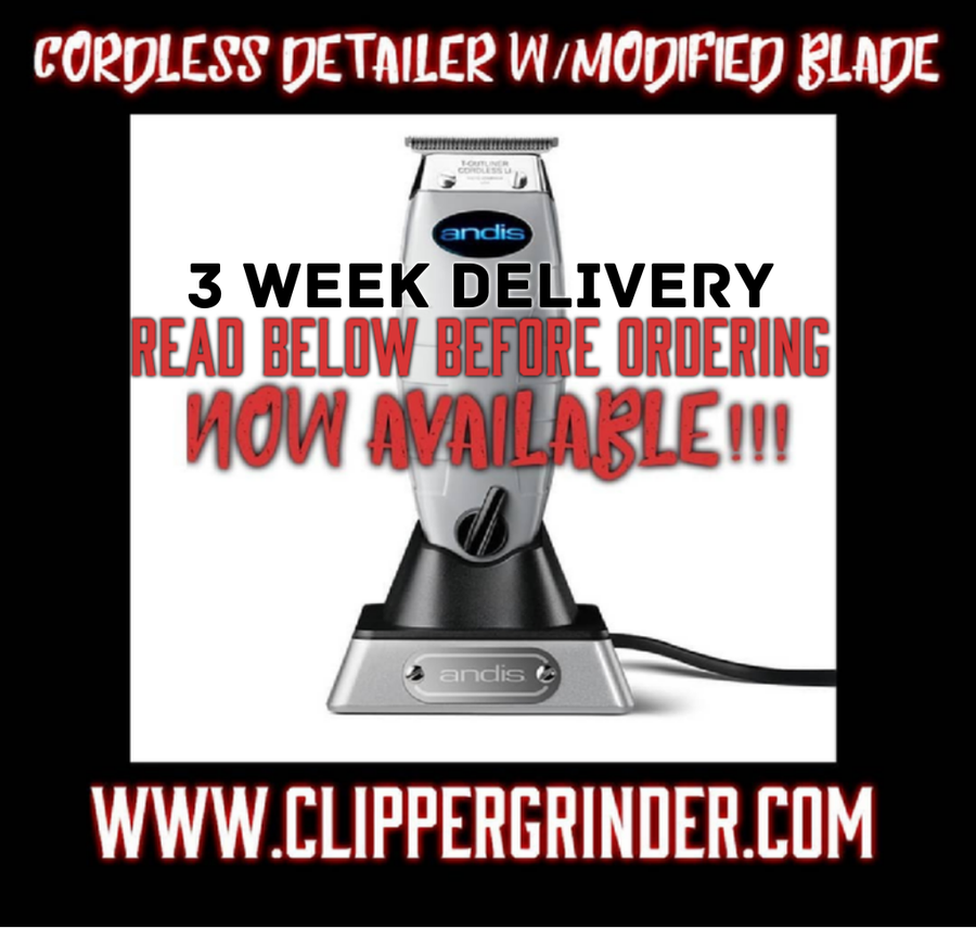 Image of (3 Week Delivery/High Order Volume) Cordless t-Outliner W/Modified Blade