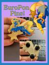 EuroPon Nebula Hard Enamel Pin