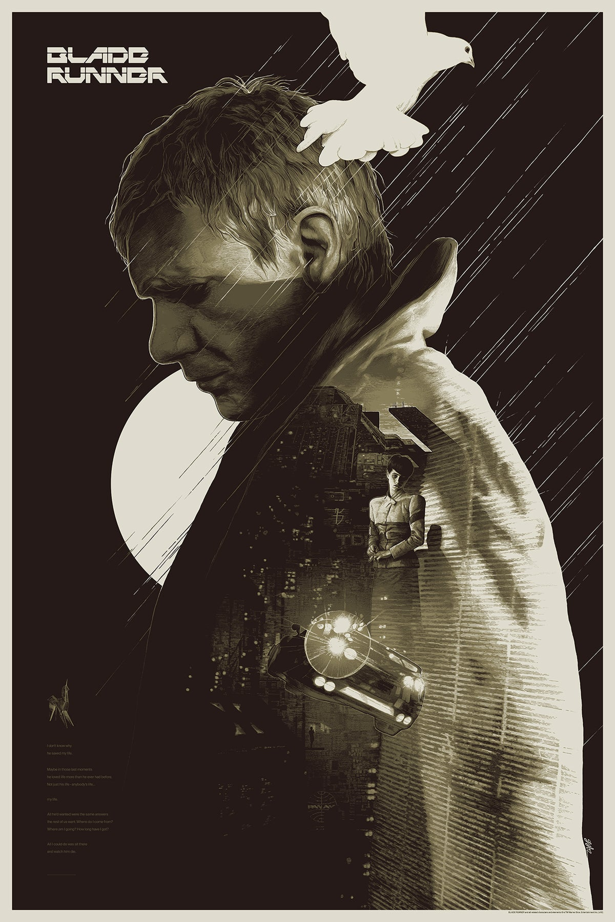 Image of Blade Runner Group Variant