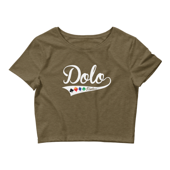Image of Woman's Dolo Crop Top