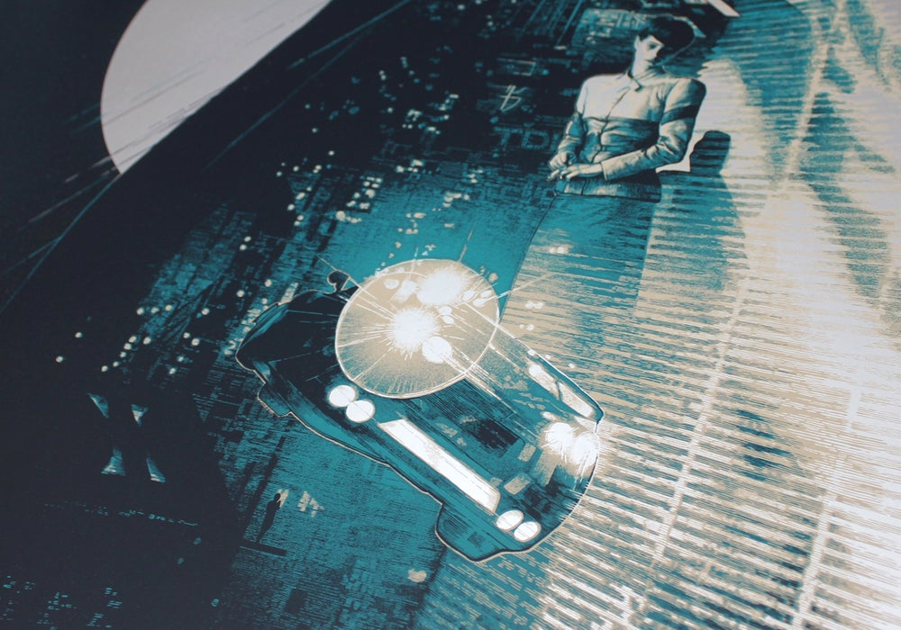 Image of Blade Runner Foil