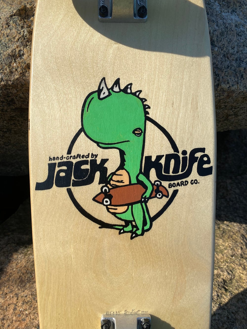 "Jack Knife 27.5"" x 8.5"" Cruiser"