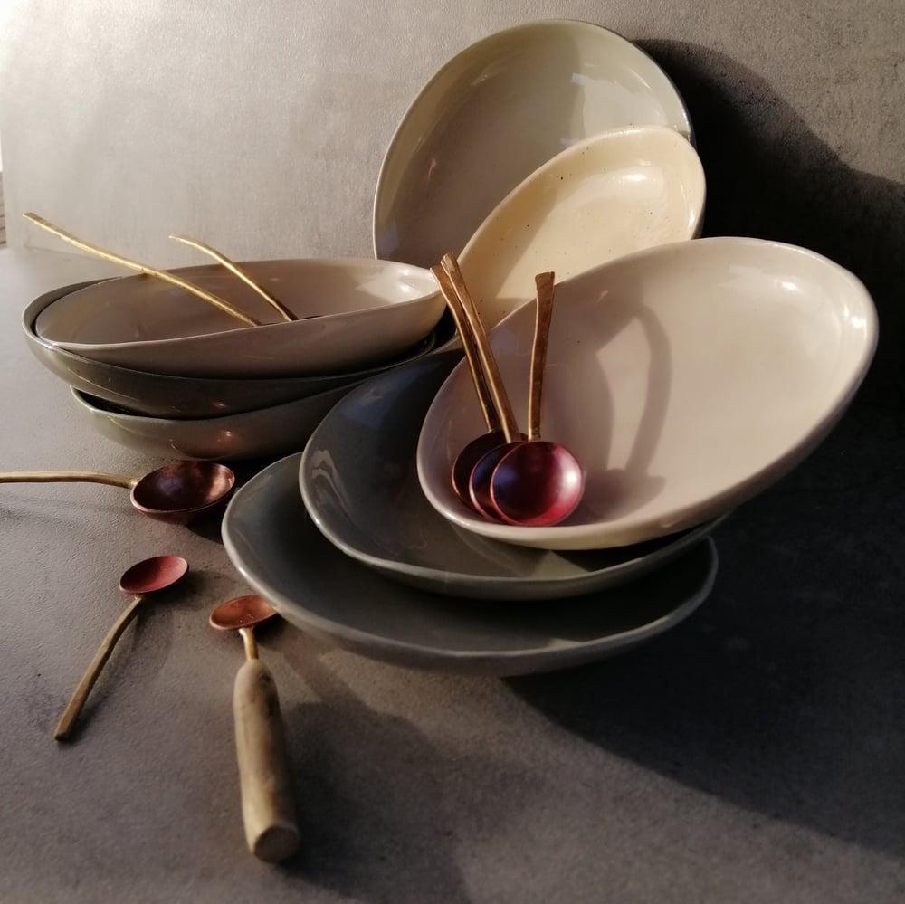 Image of Artisan Salt Bowl