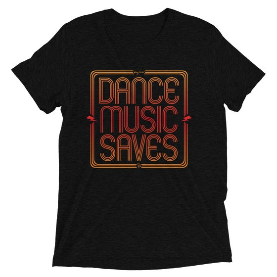Image of DANCE MUSIC SAVES TEE