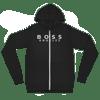 Boss Angeles - 2-Hye Hoodie