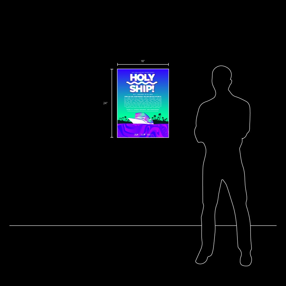 2017 Holy Ship Sailing 2