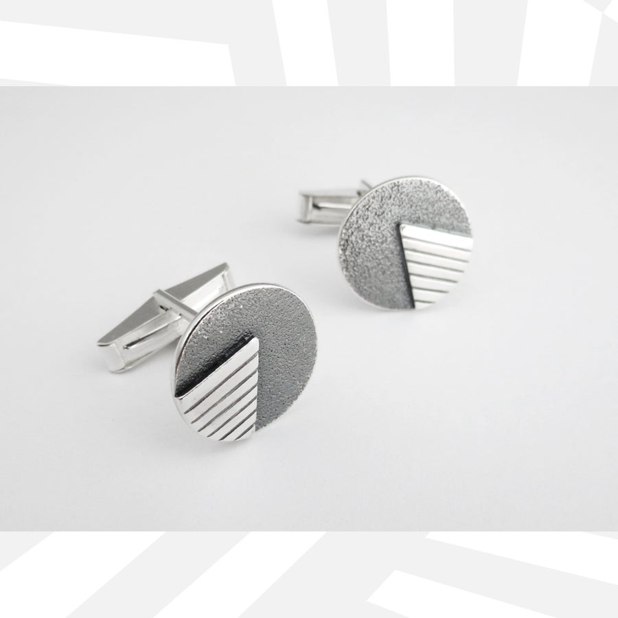 Image of V&A Cufflinks