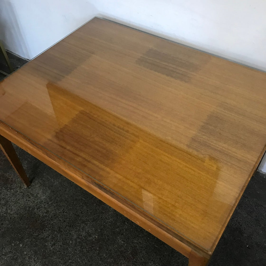 Image of 1960s EXTENSION TABLE