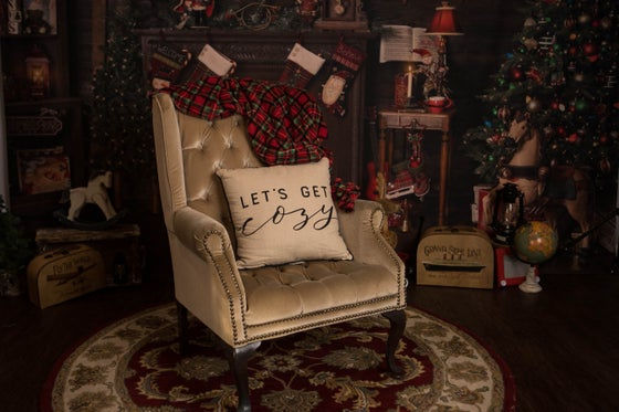 Image of Cozy Corner Holiday Session - November 14th