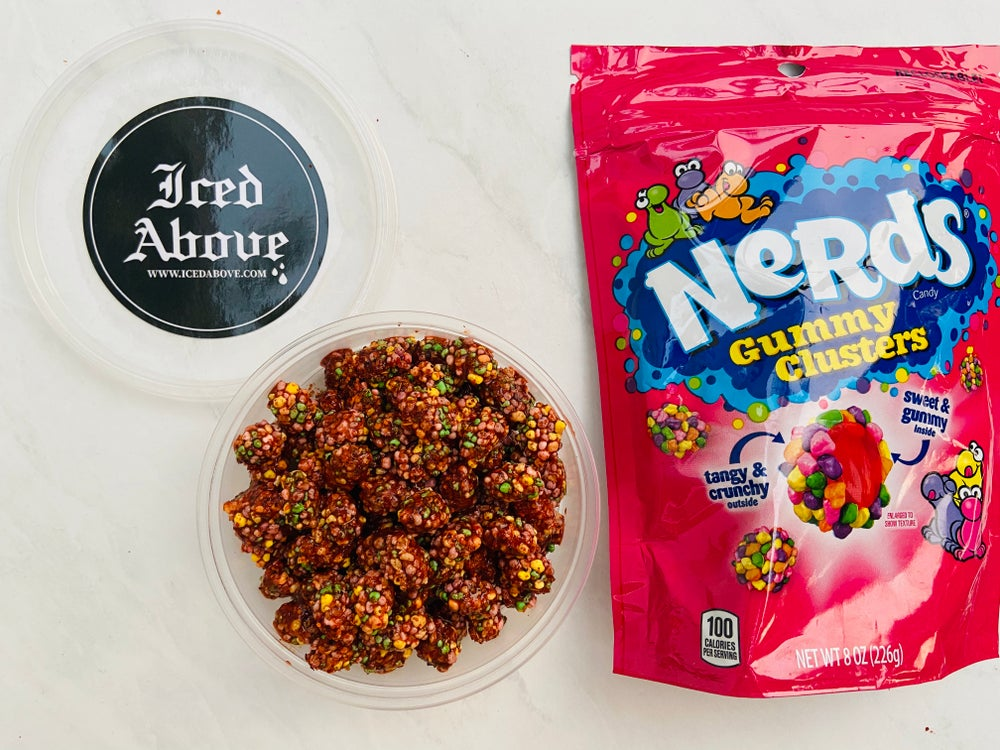 Image of Iced Above Nerd Clusters