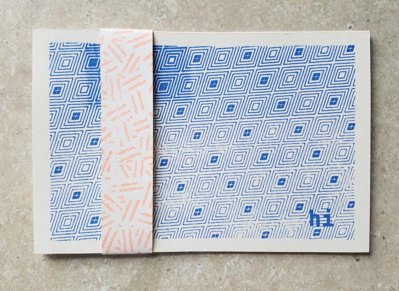 Security Tint Postcards