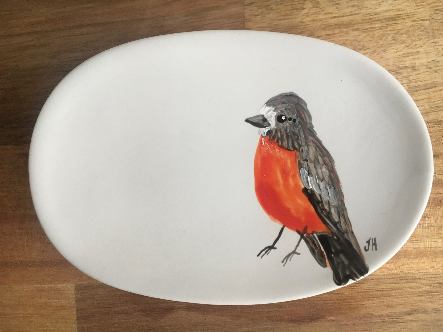 Image of Scarlet Robin Soap Dishes