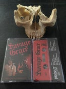 Image of SAVAGE GRACE 'Master of Disguise' tape