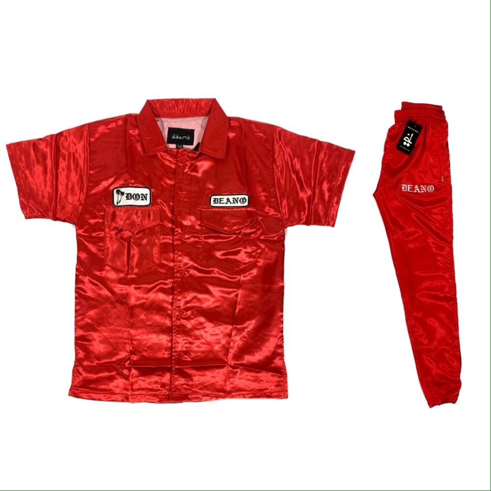 Image of Red Don's ChopShop Work Uniform